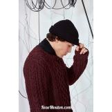 Modèle bonnet 16 catalogue FAM 269