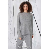 Modèle pullover 2 catalogue FAM 269LANG YARNS