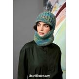 Modèle bonnet 6 Punto 29 LEO