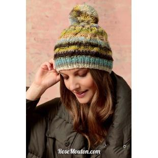 Modèle bonnet 13 Punto 31 CLOUDLang Yarns