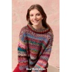 Modèle pullover 5 Punto 31 CLOUDLang Yarns