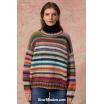 Modèle pullover 2 Punto 31 CLOUDLang Yarns