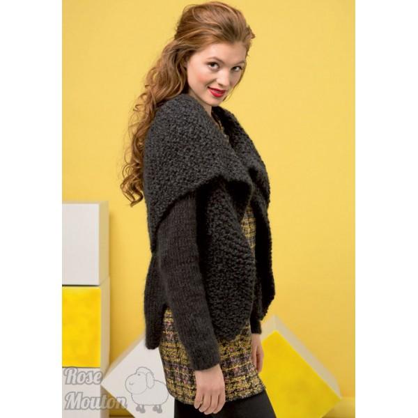 modele tricot lang yarns