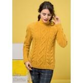 Modèle pullover 8 catalogue 211LANG YARNS