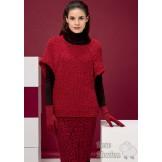 Modèle pullover 21 catalogue 211