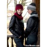 Modèle bonnet rouge 3 catalogue 217LANG YARNS