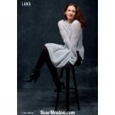 Modèle robe 6 catalogue 216LANG YARNS