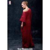 Modèle robe 16 catalogue 216LANG YARNS