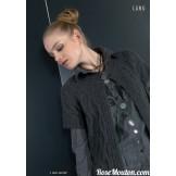 Modèle veste mc 3 catalogue 177LANG YARNS