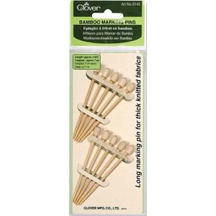 Epingle à tricot - BambouClover