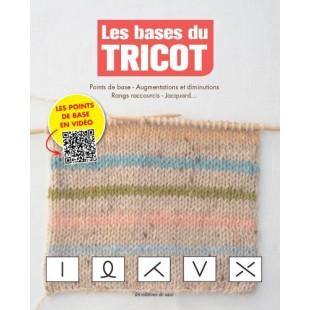 Les bases du tricotEditions de Saxe