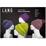 Bonnet en laine Mille Colori Big LANG YARNS
