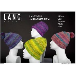 Bonnet en laine Mille Colori BigLang Yarns