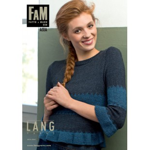 LANG YARNS - Collection FAM 220