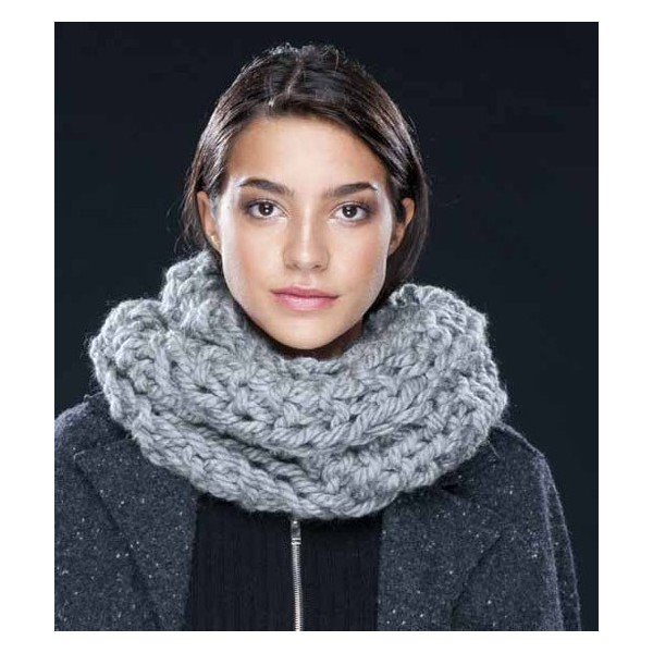 modele snood laine