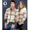 Veste homme et pull femme en laine DakarLanas Stop