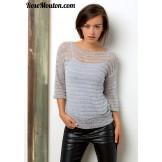 Modèle pullover 52 catalogue 218