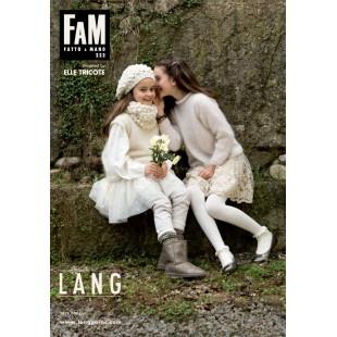 LANG YARNS Elle Tricote FAM 222Lang Yarns