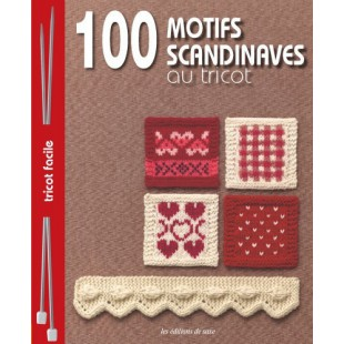 100 Motifs scandinaves au tricotEditions de Saxe