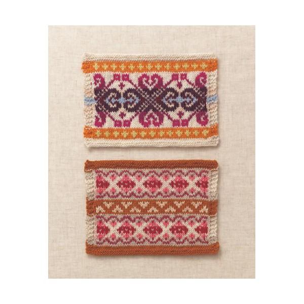 100 motifs scandinaves au tricot editions de saxe - Edition de saxe ...
