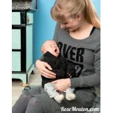 Modèle veste bébé 1 catalogue 221LANG YARNS