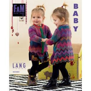 LANG YARNS - Baby FAM 223