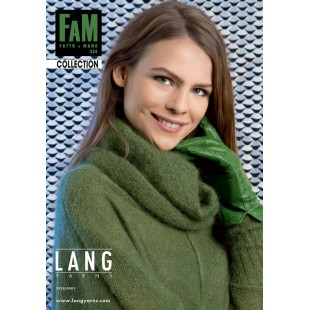 LANG YARNS - Collection FAM 224