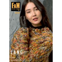 LANG YARNS Color FAM 227