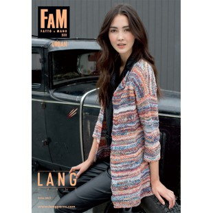 LANG YARNS Urban FAM 232Lang Yarns