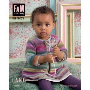 LANG YARNS ELLE TRICOTE BABY FAM 234Lang Yarns