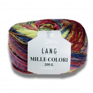 Laine Mille Colori 200 G de Lang Yarns