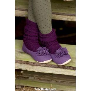Modèle chaussettes 2 catalogue FAM 222Lang Yarns