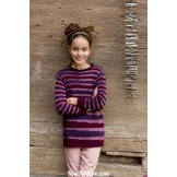 Modèle pullover 3 catalogue FAM 222 LANG YARNS