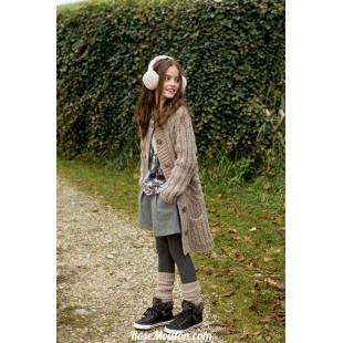 Modèle chaussettes 6 catalogue FAM 222Lang Yarns