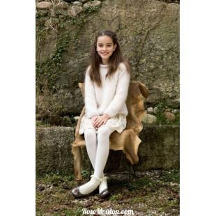 Modèle pullover 10 catalogue FAM 222Lang Yarns