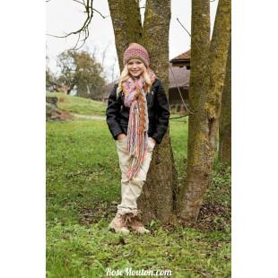 Modèle bonnet 19 catalogue FAM 222Lang Yarns