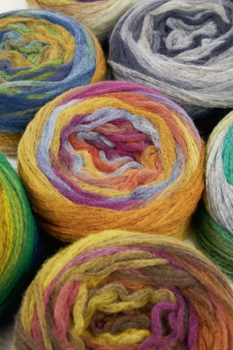Laine Rosalba de Lans Yarns, 7 coloris au choix