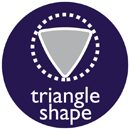Les aiguilles à tricoter Prym Ergononomics ont un profil triangulaire